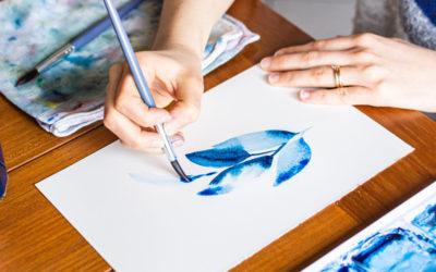 Pourquoi commencer l'aquarelle ?